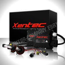 xentec 35w hid conversion kit h4 h7 h11 10k 9003 9005 9006 6k 5k hid kit xenon bulbs ballast
