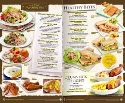 Make A Menu For A Restaurant How To Design A Restaurant Menu Consolidated Foodservice