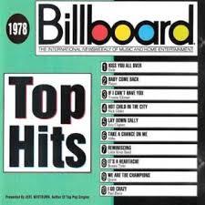Billboard Charts 1978 Top 100 Billboard Top Hits 1978 Wikipedia