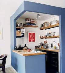 Small Picture 6 Small Kitchen Design Ideas Openness Interior walls and Open plan