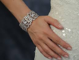 67 best wedding jewelry images on pinterest wedding jewelry Wedding Jewelry Tejani classic openable bracelet b0818 bridal jewelry tejani weddingbee jewelry tejani