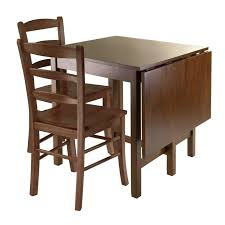 round folding dining table kitchen table with fold down sides space saving drop leaf dining table