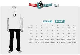 Volcom Big Boy Size Chart Volcom Youth Barkley Bib Overall