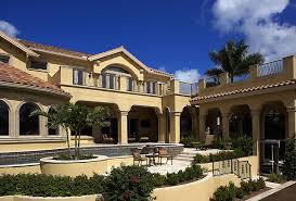 mediterranean homes design photo of fine mediterranean style homes