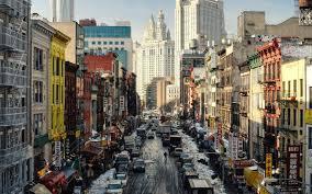 New York Street NY USA Mac Wallpaper ...