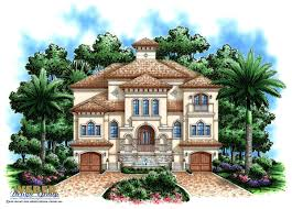 beach house plan story coastal mediterranean style floor three home plans 2 modular