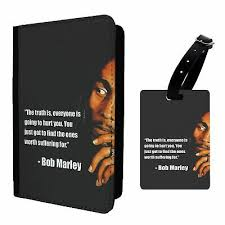 travel holder bob marley live the life