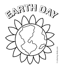 Small Picture Earth Day Coloring Pages Pdf With Printable Designgif coloring page