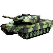 <b>Радиоуправляемый танк Heng Long</b> German Leopard II A6 ...