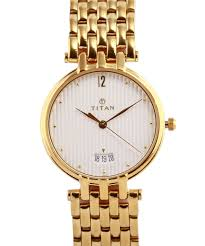 mens watches titan round dial golden weave bracelet strap watch mens watches mens accessories mens fopping titan titan round dial golden weave bracelet strap watch for men