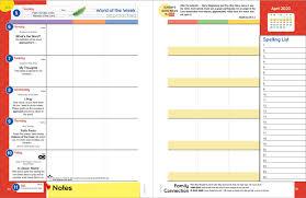 Elementary Teacher Good News Planners