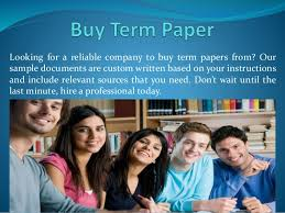 custom term papers for online best quality assured looking for a reliable company to buy term papers from our sample documents are custom