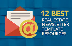 Real Estate Newsletter Template 24 Best Real Estate Newsletter Template Resources Placester 6