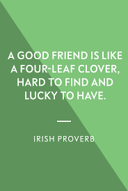 13 St Patricks Day Quotes And Irish Blessings For Good Luck
