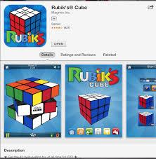 Pattern To Solve Rubik's Cube Interesting Design
