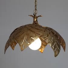 vintage hanging lamp 1950s