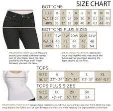 74 Uncommon Thigh Size Chart For Jeans