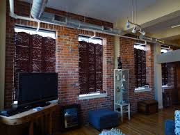 the brick condo furniture. Interior Thin Brick Veneer In Industrial Style Condo. Industrial-family-room The Condo Furniture G