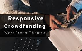Free Crowdfunding Sites 10 Best Free Responsive Crowdfunding Wordpress Themes 2018
