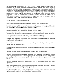 Grocery Stock Clerk Job Description - Cover Letter Samples - Cover ...