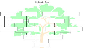 Build A Family Tree In Excel Large Size Of Simple Family Tree Template For Kids With Siblings A