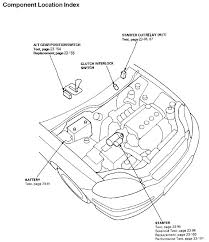 faqs frequently asked tech questions honda tech components diagram · replacing the starter in 96 00 civic diagram