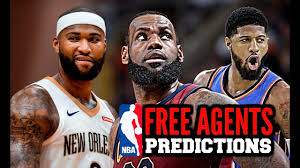 2018 NBA Free Agency Predictions ...