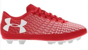under armour cleats. under armour corespeed force 3.0 fg soccer cleats coral-white