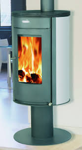 Fajardo Ronda Pie Wood Burning Stove by Obadiah's Woodstoves