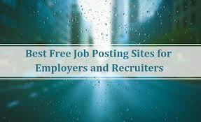 Best Free Job Posting Sites For Employers And