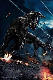Black Panther Marvel Wallpapers ...