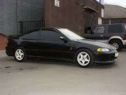 1993 Honda Integra Coupé ZX related infomation,specifications ...