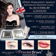 october 11th 14th london mastercl volume brows ombre misty brows clical eyeliner kissable lips