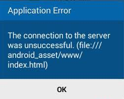 App error and cordova deviceready not fired - ionic-v1 - Ionic