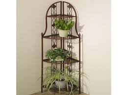 frai metal corner 3 tier plant stands tiered outdoor plant stand