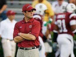 South Carolina head football coach
