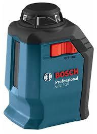Лазерный уровень самовыравнивающийся <b>BOSCH GLL 2-20</b> ...