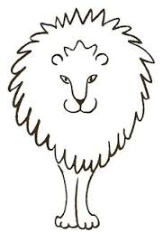 easy lion drawings. Delighful Easy How To Draw Cartoon Lions With Easy Lessons For Kids Inside Lion Drawings F