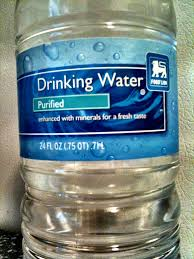 Purifying Drinking Water Food Lion Purified Drinking Water Bottled Waters