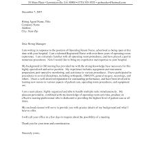 Cover Letter For A Nurse Resume Cover Letter Nursing Ninjaturtletechrepairsco 20