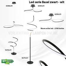 Eettafel Lamp Zwart Led Design Basel 559601 Kopen