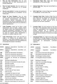Implementación Del Nuevo Formato Plan De Vuelo Oaci Icao New Flight ...