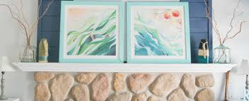 diy large fabric wall decor easy to layer art