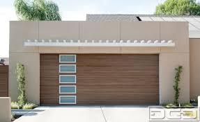 Mid century modern garage door Mediterranean Style Fitted Custom Wood Garage Doors With Windows For Modern Garage Opener Design Ideas In Contemporary Plywoodchair Modern And Contemporary Garage Doors Designsplywoodchaircom