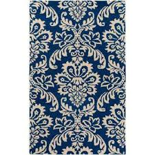 royal blue rug. Rhodes Luna Royal Blue 4 Ft. X 6 Indoor Area Rug R