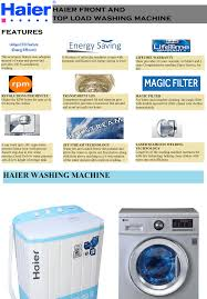 haier washing machine. best haier washing machine in india
