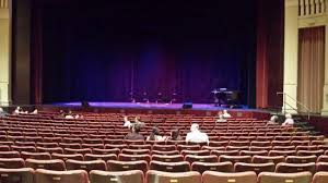 Inside View Stage Picture Of California Center For The
