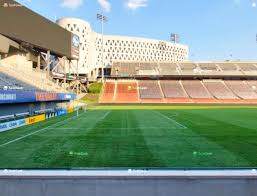 Nippert Stadium Fc Cincinnati Seating Chart Nippert Stadium Section 126 Seat Views Seatgeek