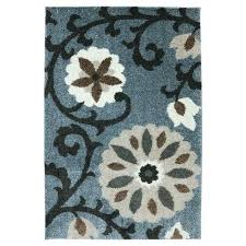 mohawk rugs home abyss blue indoor area rug mohawk rugs kohls