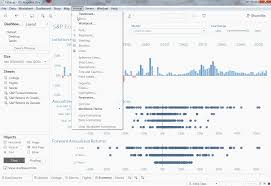 Custom Tableau Charts Format Your Workbook With Just A Few Clicks In Tableau 10